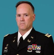 Lieutenant Colonel Darrel Vandeveld