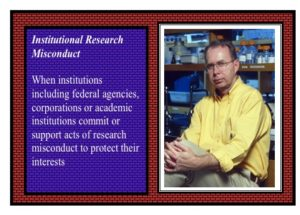 Research Misconduct Project